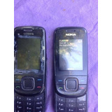 2 Nokia 3600 En Claro Con Un Cargador Original Wilde