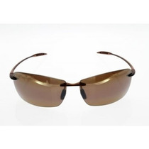 Gafas Maui Jim Sunglasses - Faro / Marco Rootbeer Lente Pol