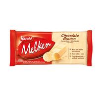 Barra De Chocolate Melken Branco 2,1kg - Harald