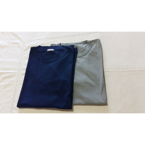 Lote De 2 Remeras Masculinas Talle M
