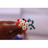 Sempre Vivas Jazidas E Bolinhas Decorações Maço 8.000 Flores