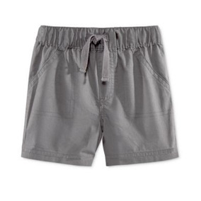 Shorts First Impressions Para Niño Talla 24 Meses Gris