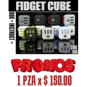 Fidget Cube Certificado I Original Cube / Box / Instruct