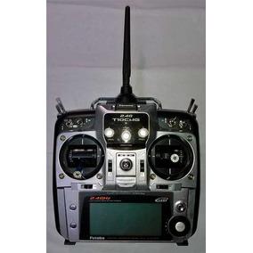 Radio Control Futaba 2.4g Fasst T10 Chg Impecable