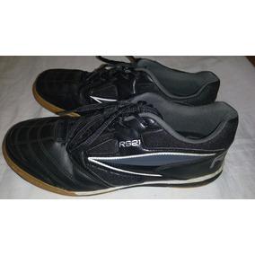 Zapatos Rs21 Negros Talla 42 Futbol De Salon Usados
