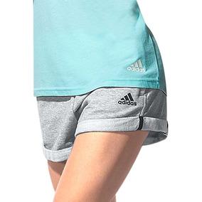 Bermuda adidas Away Day Short 7132 Gris Dama
