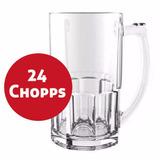 Chop D Cerveza Holandes Rigolleau X24 350 Ml Chopp Geo Bazar