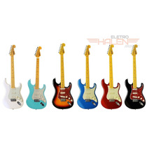 Guitarra Tagima Tg530 Woodstock + Brinde!