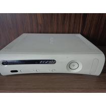Xbox 360 Fat Com Defeito 3rl Só O Console