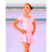 Malla Con Tutu De Ballet Para Niña