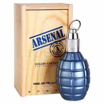 Perfume Arsenal Blue Caballero 100ml Original 100%