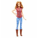 Muñeca Barbie Su Dia De Campo C/ Acc Nuevo Gallina