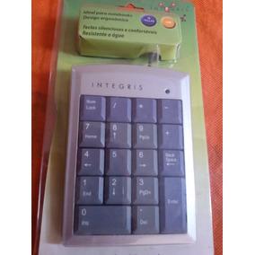 Teclado Numérico Usb Super Slim Para Note Notebook E Pcs