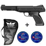 Pistola De Pressão Gamo P-900 4,5mm + Capa Brinde + 400 Chum