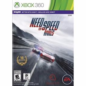 Need For Speed Rivals Xbox 360 Fisico Nuevo Sellado
