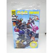 Hq Batman/fortnite Ponto Zero Vol 2 Lançamento 2021 Lacrado