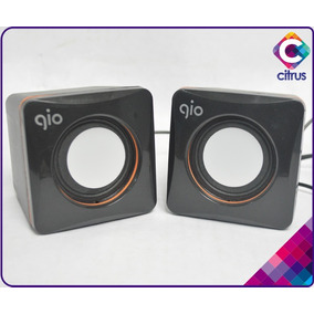 Cornetas Para Pc Altavoces Multimedia 2.0 Gio C400