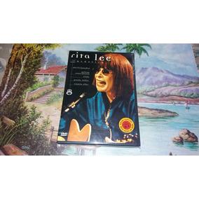 Dvd Rita Lee Acústico Mtv Original Ano 2000