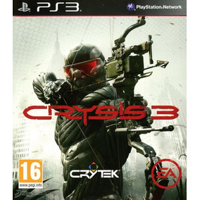 Crysis 3 Ps3 Digital Español Juego Accion | Metroid Games