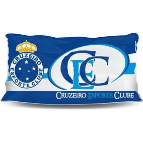 f3a16d7626 Almofada Palito Personalizada Cruzeiro Presente Raposa Zero