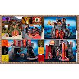 Playmobil Set Gran Castillo Asiático Dragones 5479