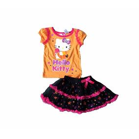 Tenida Hello Kitty 4 Años