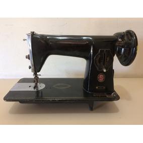 Máquina De Costura Antiga Singer 15c - No Estado