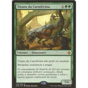 Tirano Da Carnificina / Carnage Tyrant Mtg Ixalan - Mítica