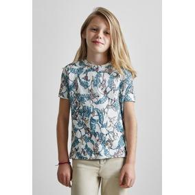 Camiseta Mini Pf Liberty Tree Reserva Mini