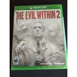 The Evil Within 2 Xbox One Fisico Nuevo Sellado