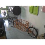 Carro Para Bicicleta,bicimoto,moto(batan,carrito,canasto)