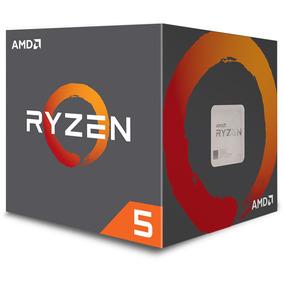 Processador Amd Ryzen 5 1400, Quad Core, Cache 8mb 3.2ghz Am