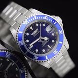 Reloj Invicta 9094ob Acero Pro Diver Automatico 21 Joyas
