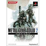 Metal Gear Solid 2 Substance (selección De Konami Palace) I
