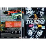 Rápido Y Furioso 2 Dvd 100% Original Usada