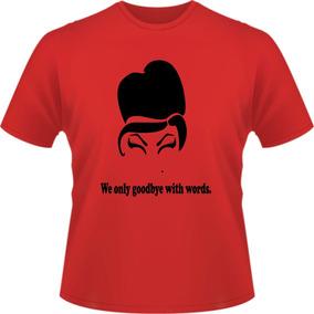 Camisa Camiseta Personalizada Amy Winehouse Colorida Blus