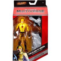Dc Reverse Flash Tv Justice Buster Multiverse 2016 Mattel
