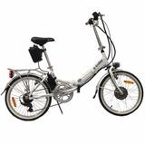 Bicicleta Eléctrica Classic Click E-trotter 24v25 Plegable!!