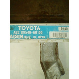 Repuesto Toyota Prado Modulo Abs Original Usado