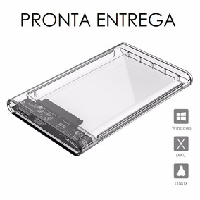 Case Sata Hd Notebook 2.5 Bolso Usb 3.0 Externa Ps4 Xbox Tra