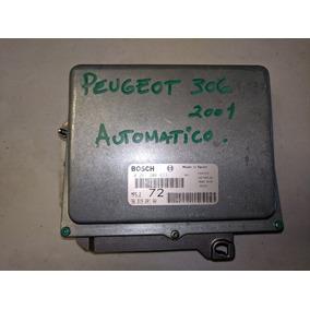 Computadora De Motor Peugeot 306 2001 Automatico