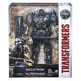 Megatron Transformers Premier Leader Líder 30 Pasos Steps He