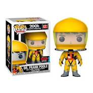 Funko Pop 2001: A Space Odyssey Dr. Frank Poole #823 Nycc