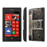 Nakedshield Nokia Lumia 520 (boombox) Caja De Teléfono Slim