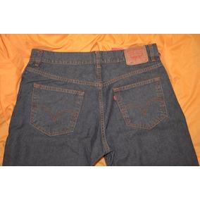 Jeans 505 Azul, Oxido Y Negro Levis Hombre