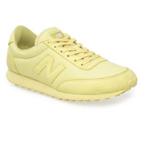 Bambas New Balance amarillo