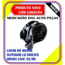 Honda Coxim Do Motor Ld Direito Superior Civic De 92 A 2000