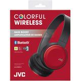 Auricular Bluetooth Jvc 17 Hs De Musica