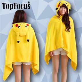 Capa De Pikachu