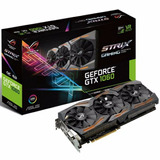 Tarjeta De Video Asus Strix Geforce Gtx 1060 6gb Ddr5 Tranza